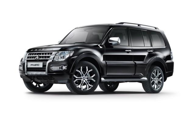 Компания Mitsubishi выпустила «прощальный» Pajero 2