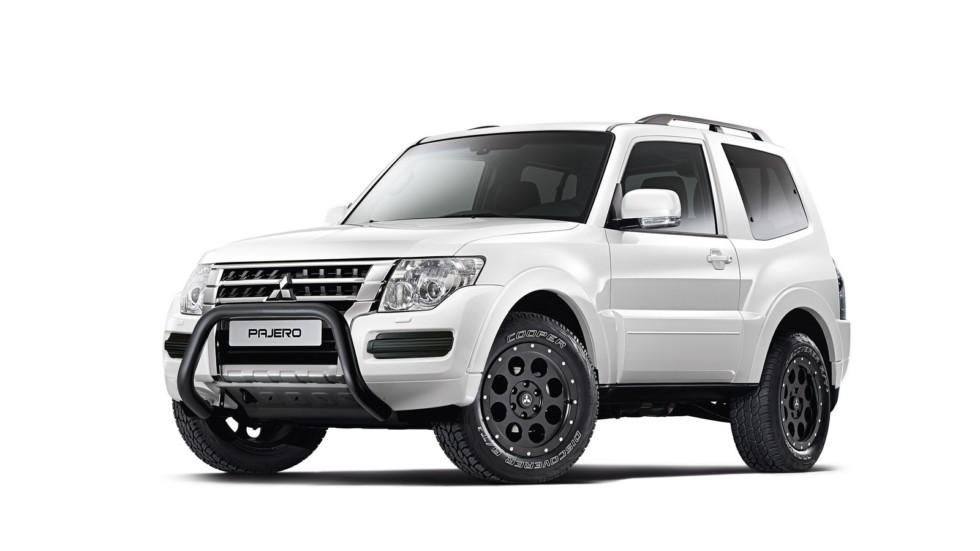 Компания Mitsubishi выпустила «прощальный» Pajero 1
