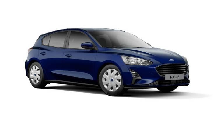 Как будет выглядеть самая дешевая версия нового Ford Focus 1