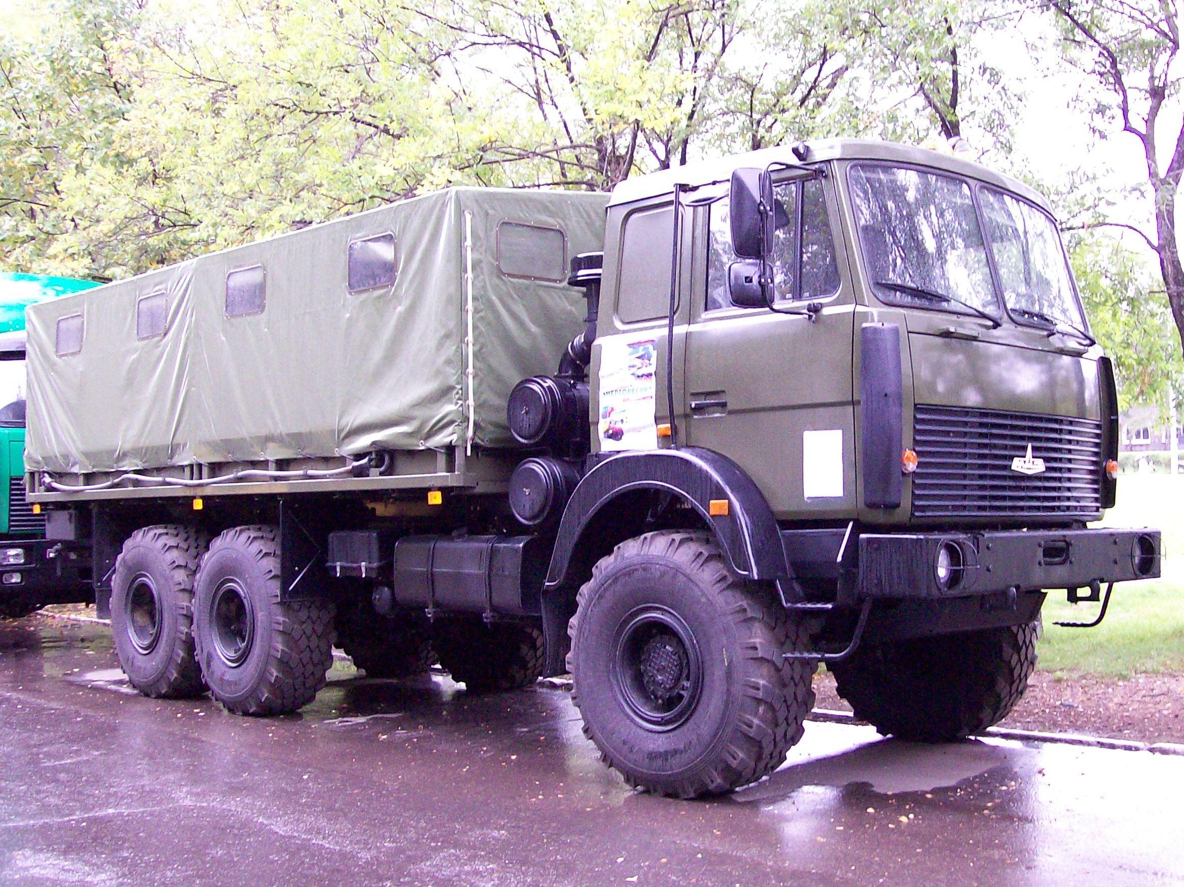 МАЗ будет выпускать грузовики под маркой Богдан 2
