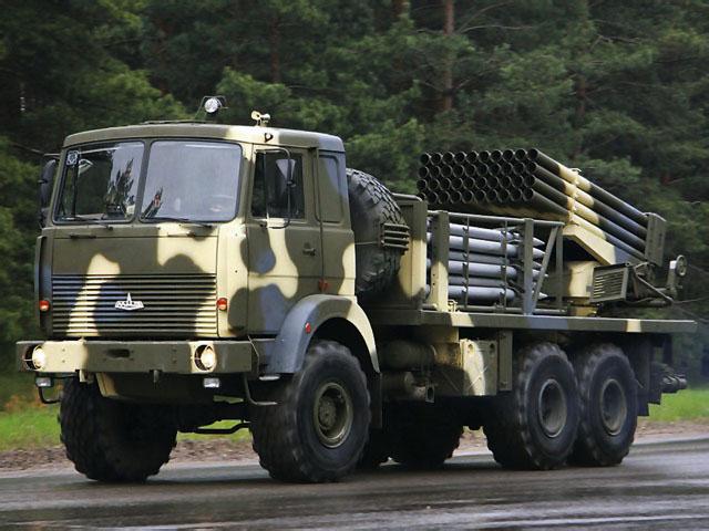 МАЗ будет выпускать грузовики под маркой Богдан 3