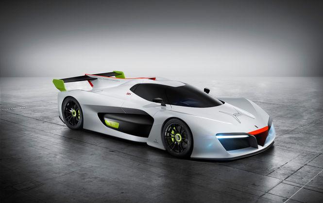 В Женеве представили скоростной водородный суперкар 2