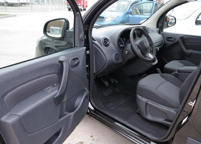 Фургон Mercedes-Benz Citan теперь в Украине 3