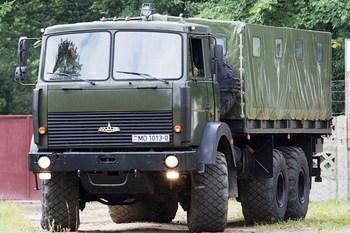 МАЗ будет выпускать грузовики под маркой Богдан 1