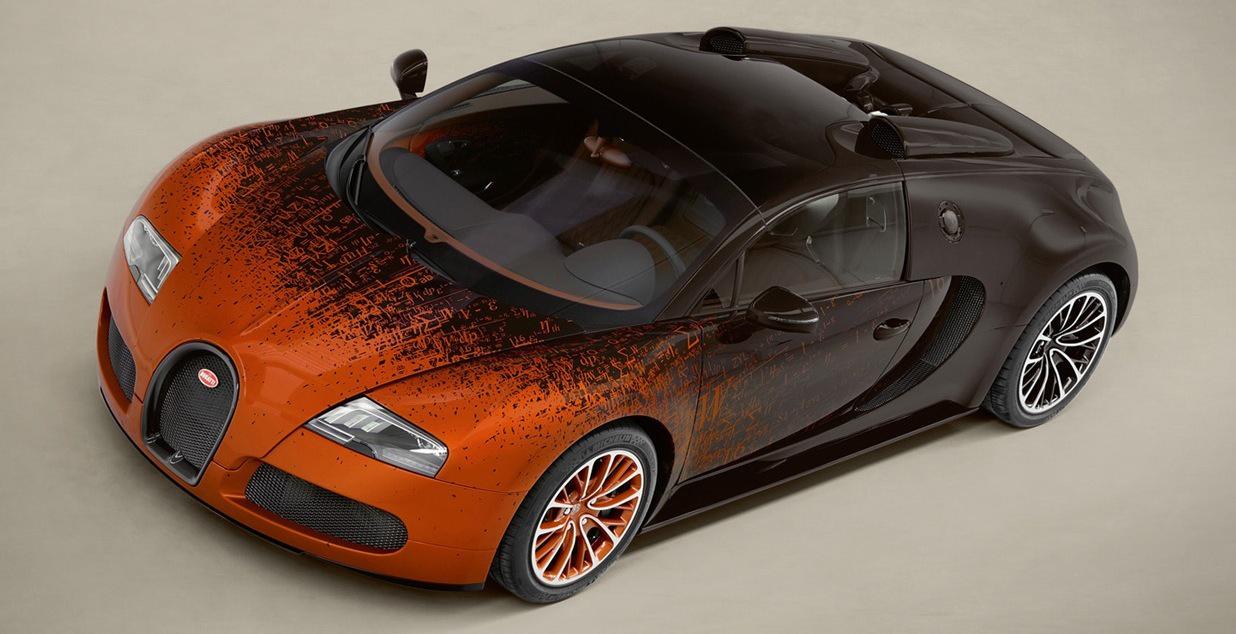 6 моделей Bugatti Veyron, о которых должен знать каждый 1