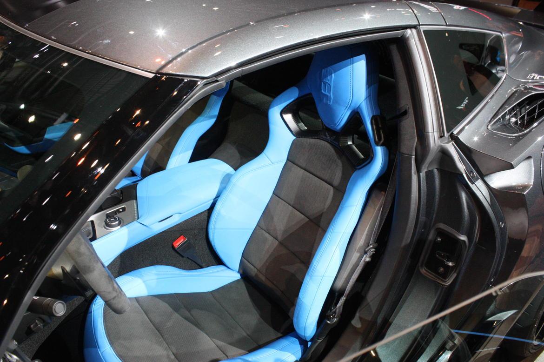 Chevrolet представляет новый Corvette Grand Sport 2