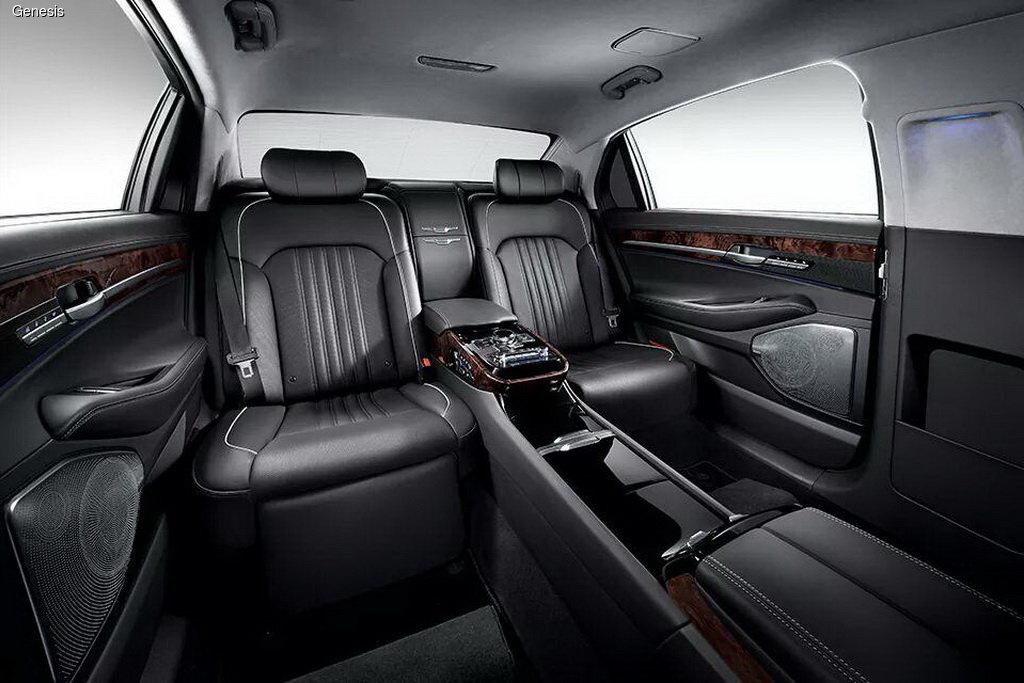 В модельном ряду Hyundai Genesis появился лимузин 1