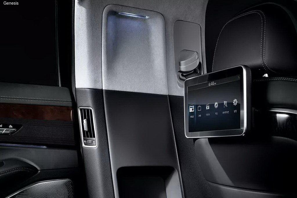 В модельном ряду Hyundai Genesis появился лимузин 3