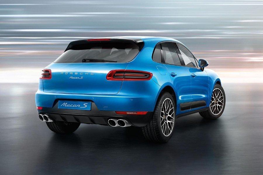Разработчики модели Porsche Macan не ожидали такого успеха 1