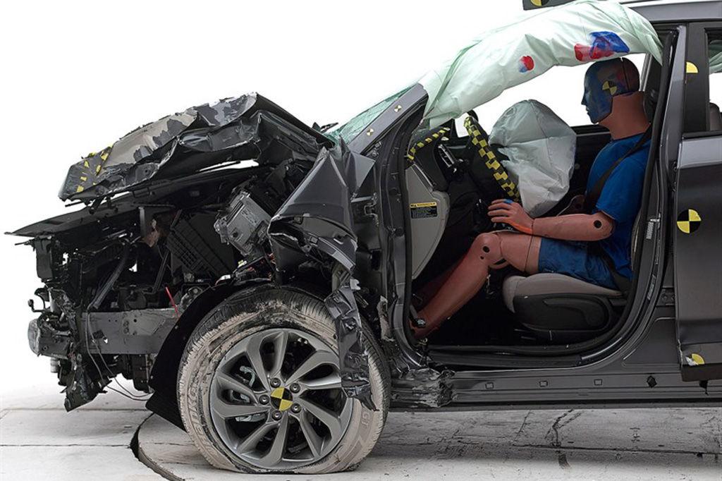 Новый KIA Sportage получил высшую оценку безопасности 1