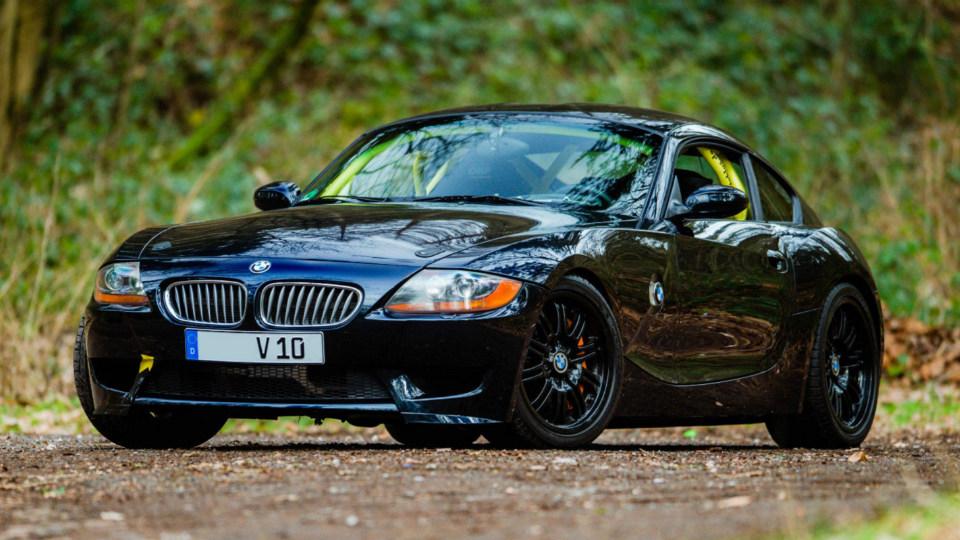 Эксклюзивный BMW с мотором от Dodge выставили на аукцион 1