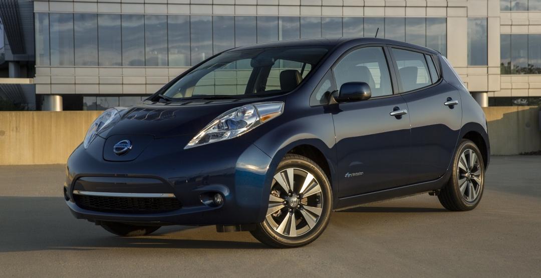 Каждый второй электромобиль в мире это «Renault-Nissan» 1
