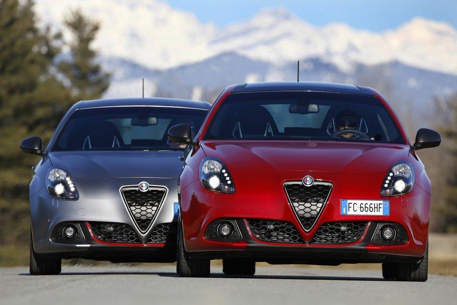Компания Alfa Romeo «обновила» хэтчбек Giulietta 1