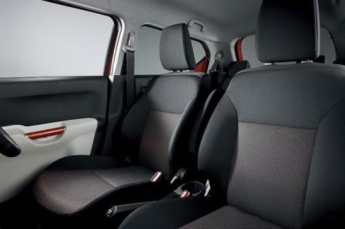 Официальные фото Suzuki Ignis 4