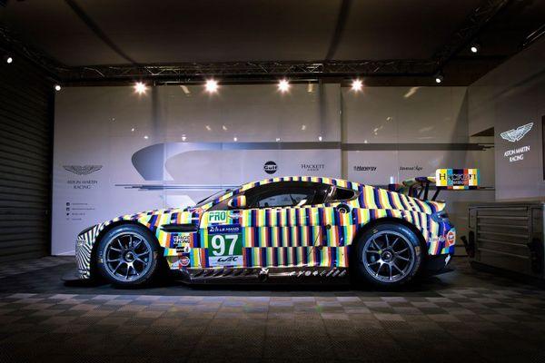 Автомобильная живопись от известных художников современности 7