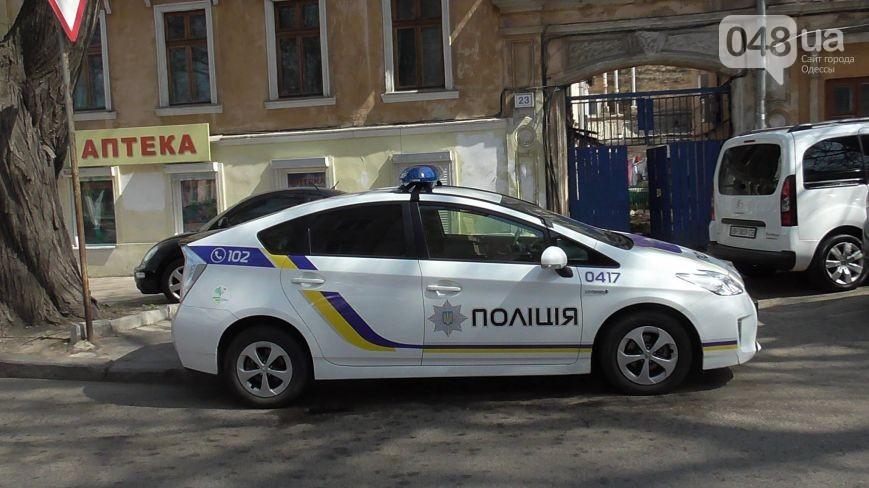 Самые большие нарушители ПДД - полицейские 3