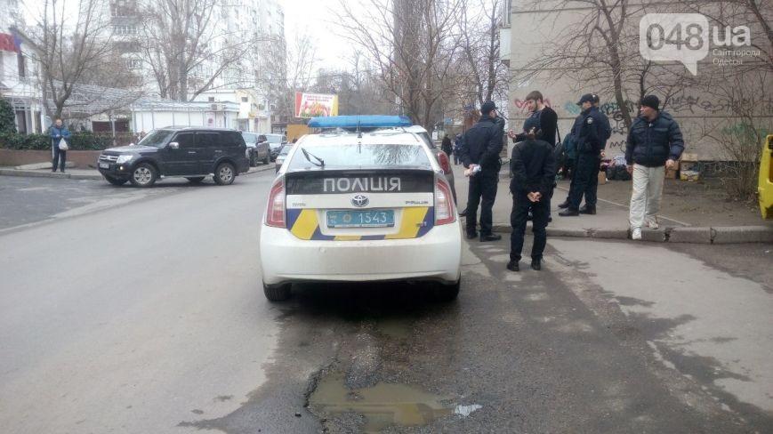 Самые большие нарушители ПДД - полицейские 2
