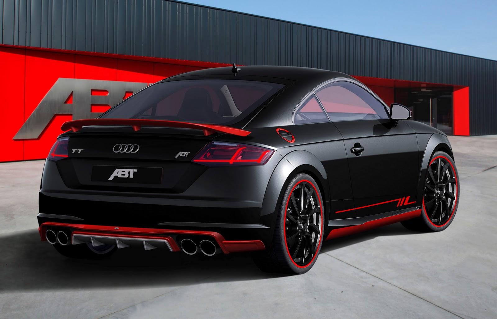 Audi презентует новую модель 1