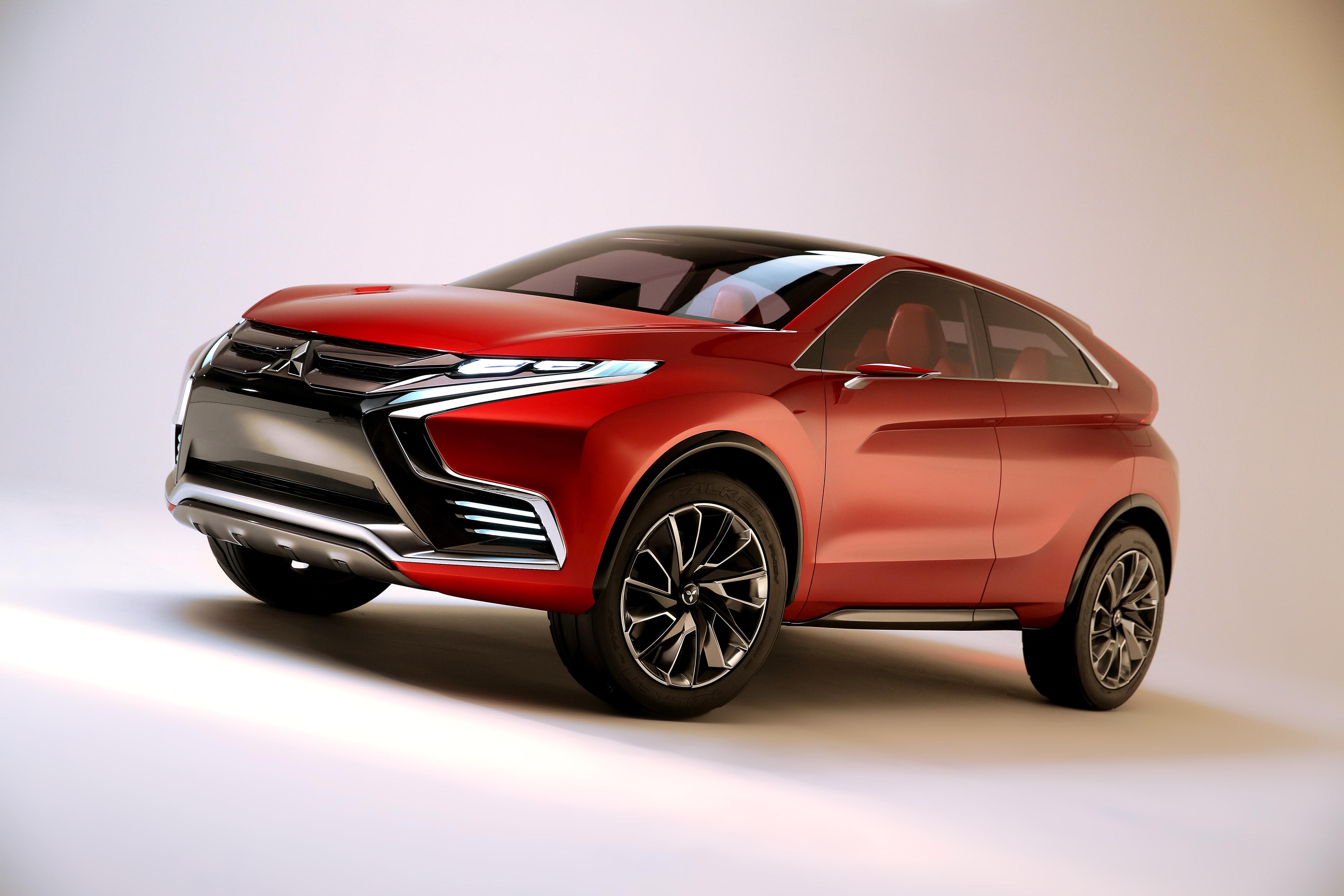 Новый Mitsubishi ASX готов покорить автошоу 1