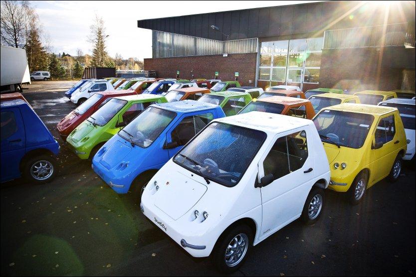 Скандинавы почти полностью пересели на электромобили 1