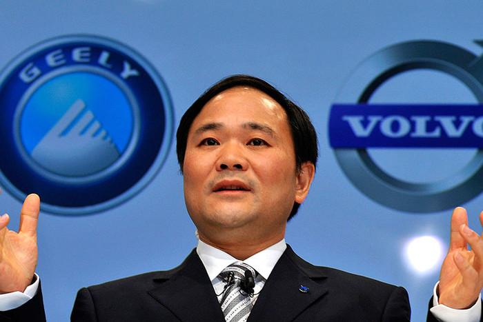 Geely и Volvo планируют основать совместную автомобильную марку 1