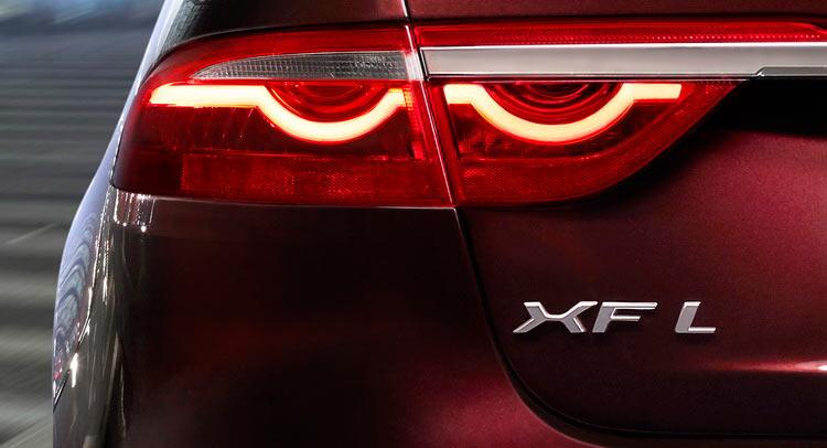 Марка Jaguar представит в Китае новую модель XF L 1