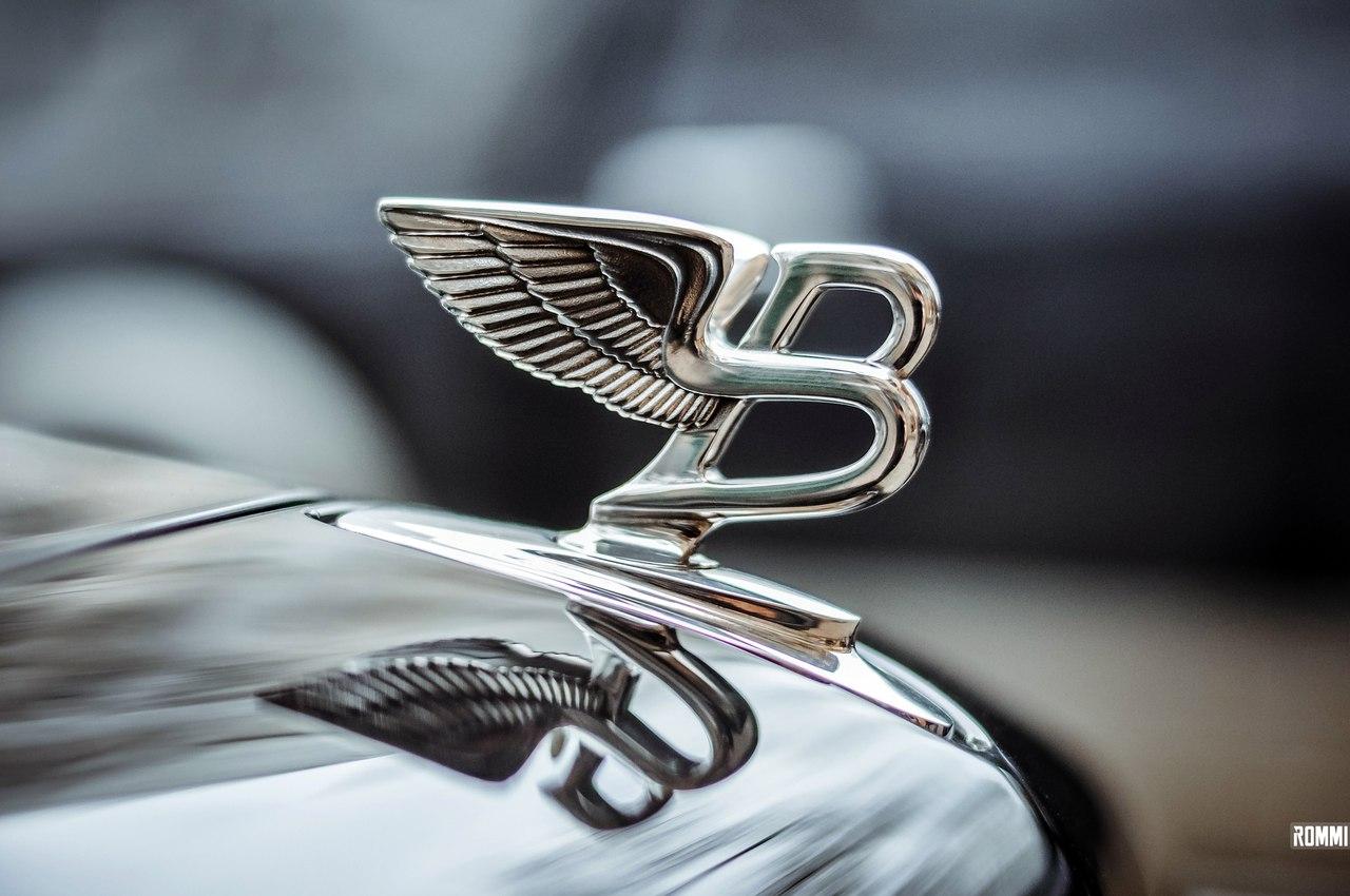 В Украине замечен редчайший автомобиль Bentley Brooklands 3