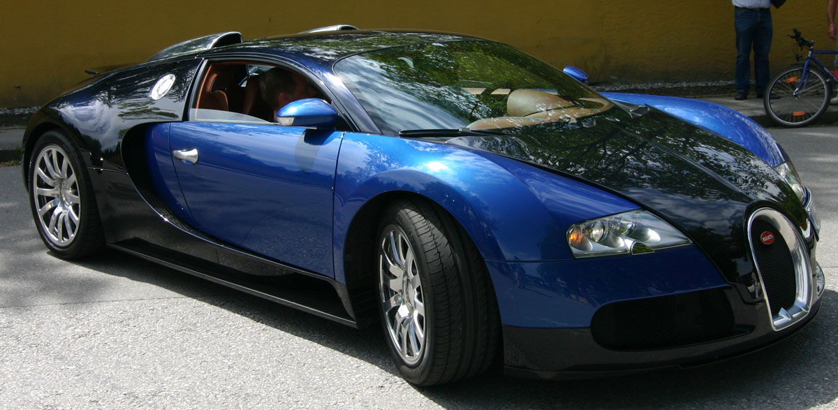 Bugatti отзывает суперкары Veyron 2