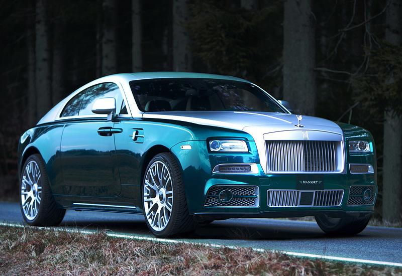Почему Rolls Royce не собирается производить SUV 2