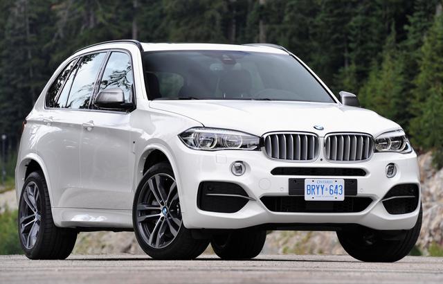 BMW X5 не получит обновления 1