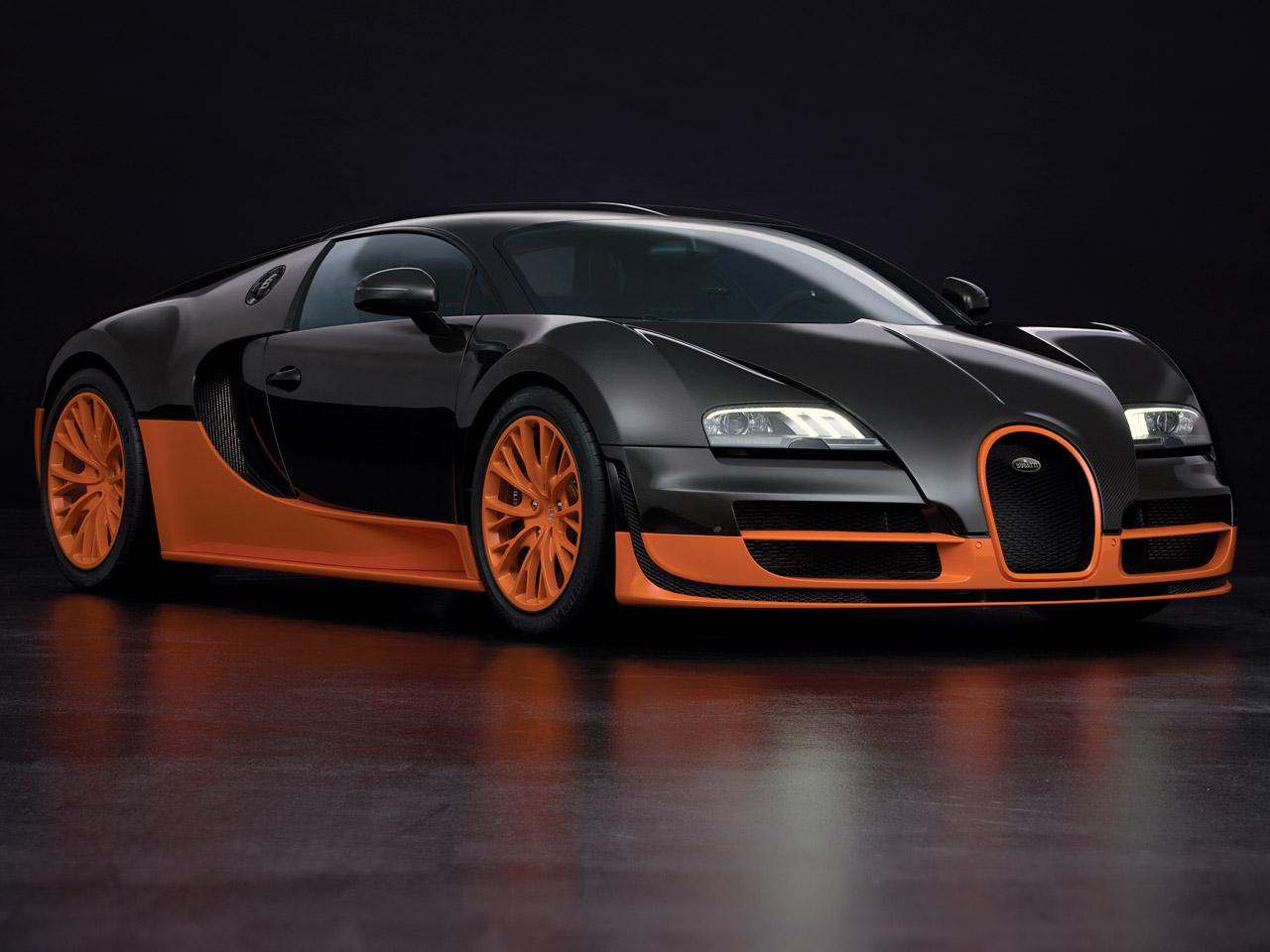 Bugatti отзывает суперкары Veyron 1