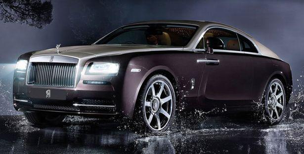 Почему Rolls Royce не собирается производить SUV 1