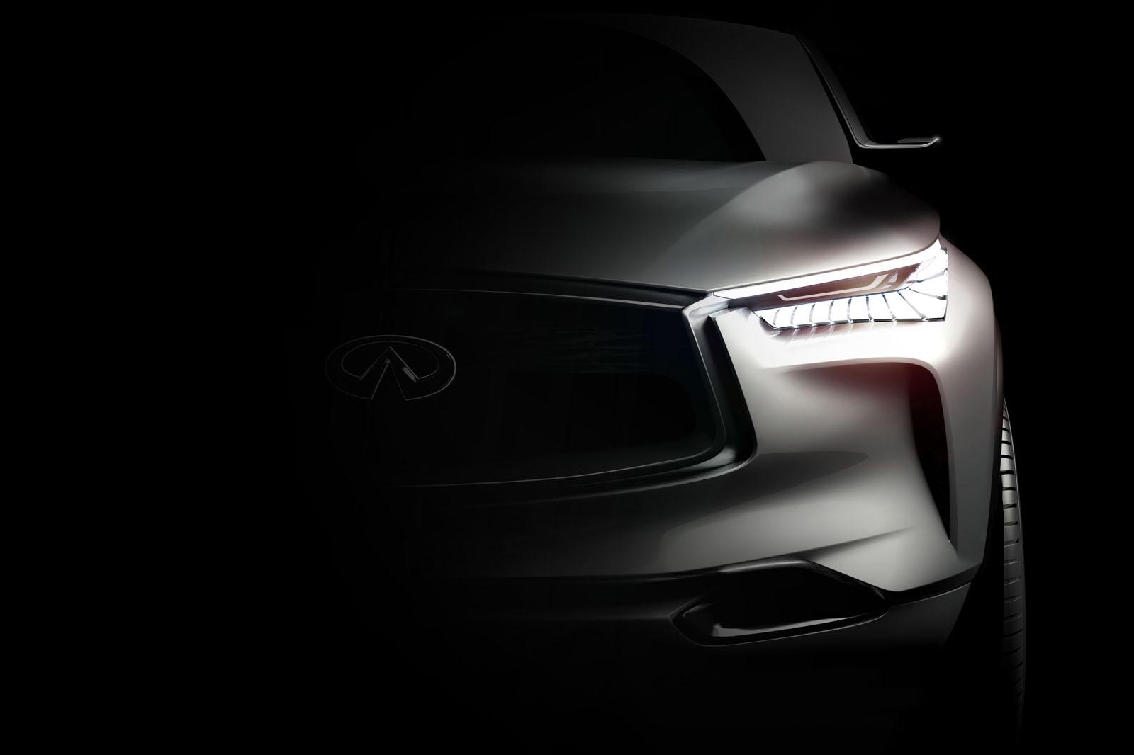 Infiniti покажет в Пекине концепт-кар QX Sport Inspiration 1