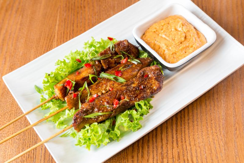 Легкая и сочная кулинарная Азия в летнем меню ресторана Meiwei 5