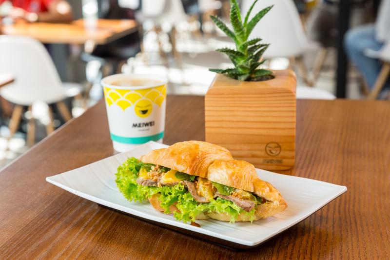 Легкая и сочная кулинарная Азия в летнем меню ресторана Meiwei 1