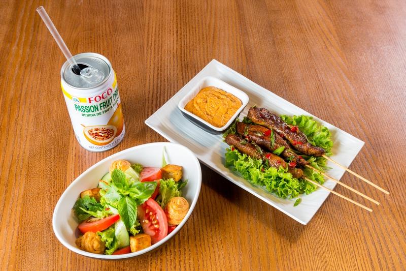 Легкая и сочная кулинарная Азия в летнем меню ресторана Meiwei 3