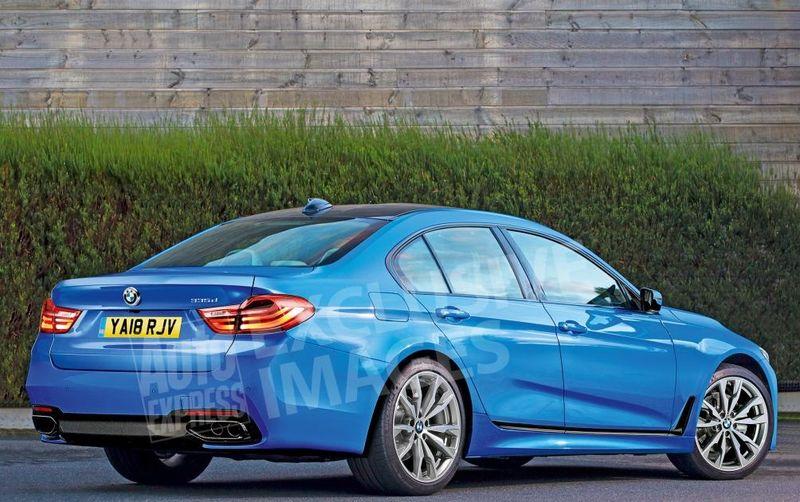 BMW 3-й серии «утрёт нос» Tesla 1