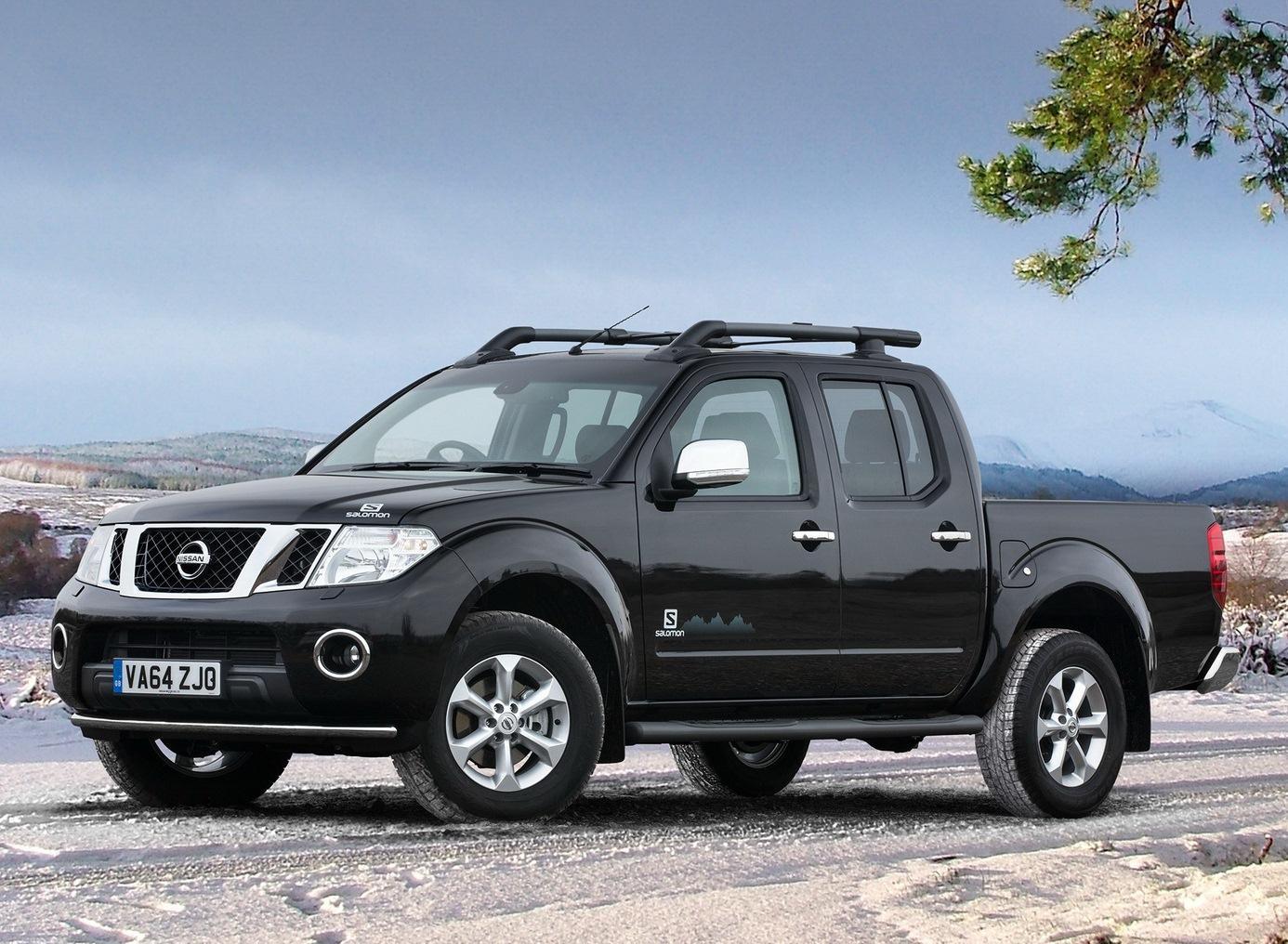 Nissan построит новый внедорожник 1
