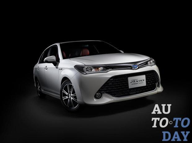 Toyota Corolla празднует полувековой юбилей 2