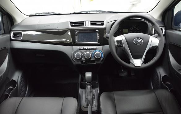 Седан Perodua Bezza выходит на автомобильный рынок 3
