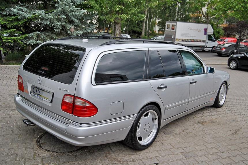 «Заряженный» Mercedes Шумахера выставлен на аукцион 1