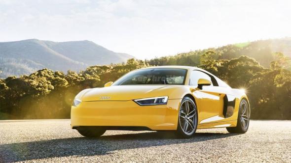 Как будут выглядеть автомобили без радиаторной решетки 2