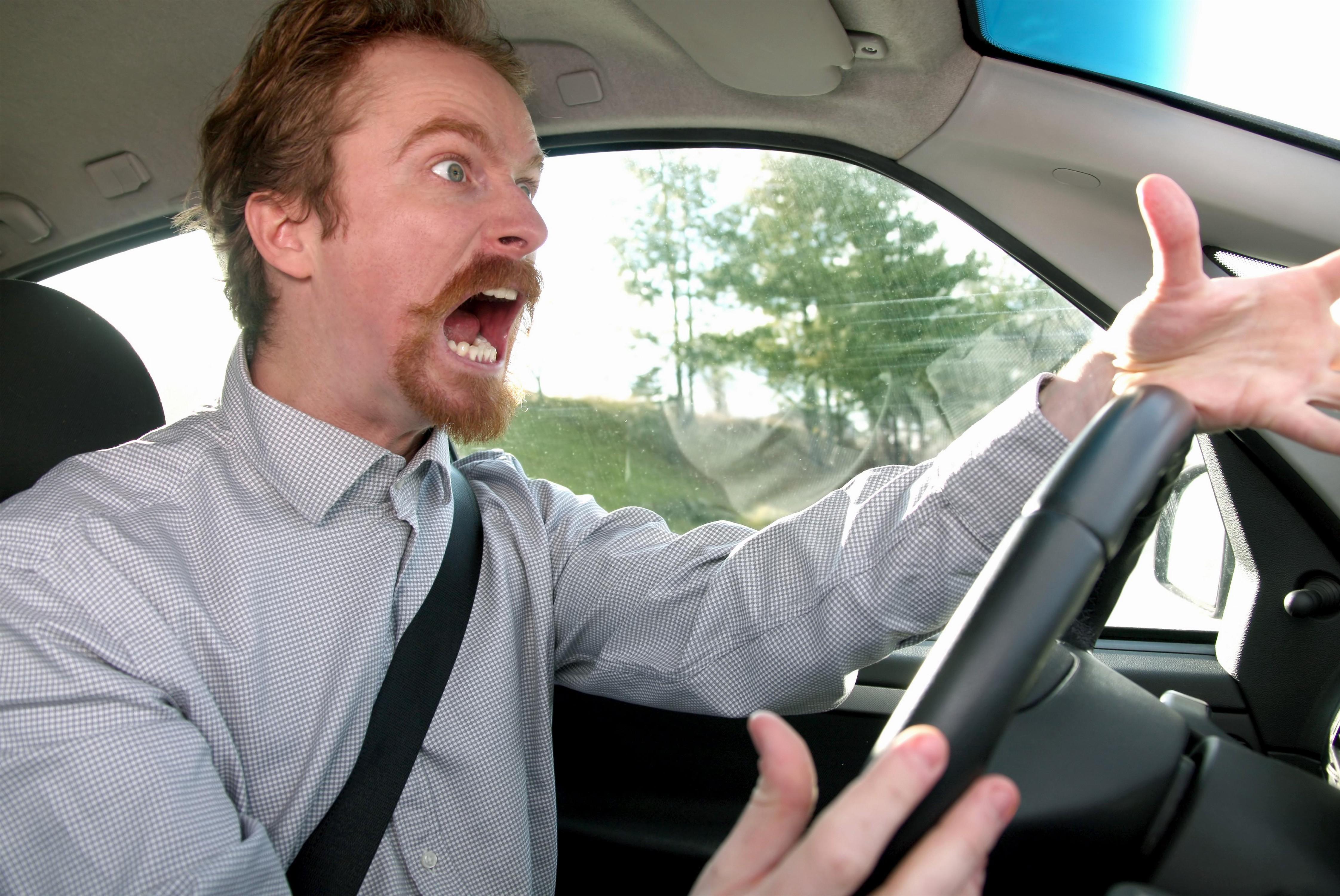 78 процентов водителей США признали, что им присуща агрессивная манера вождения 1