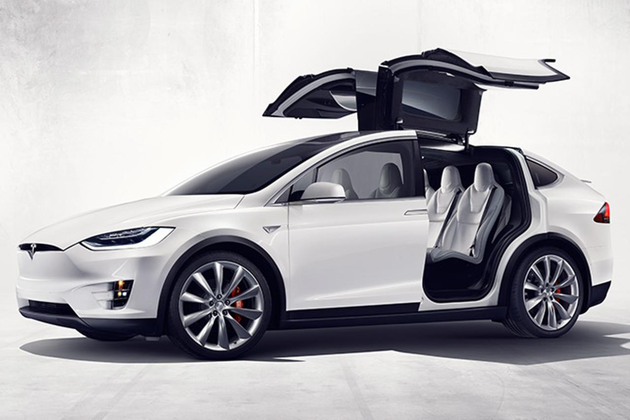 Tesla представила самую «бюджетную» версию кроссовера Model X 2