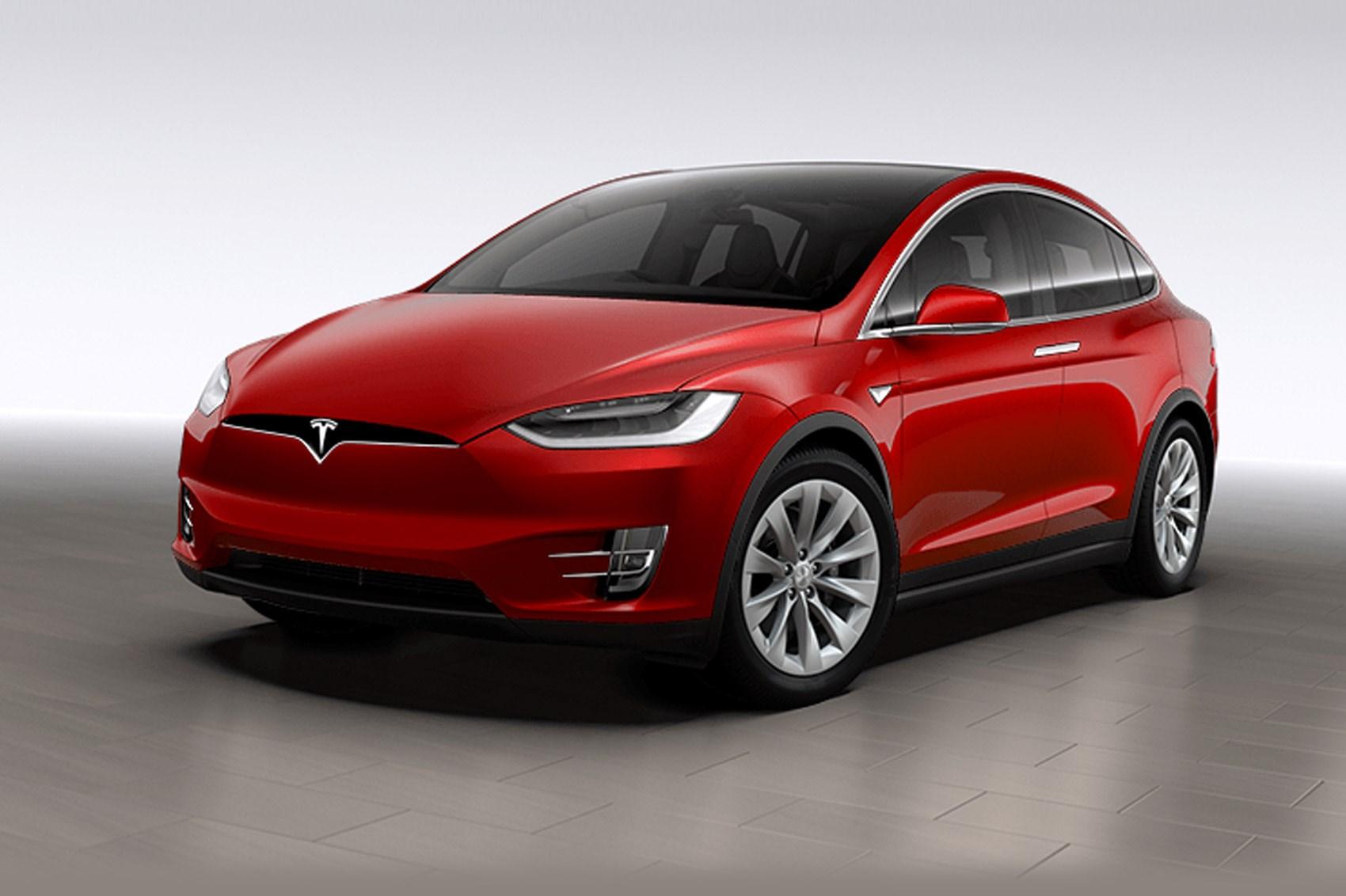 Tesla представила самую «бюджетную» версию кроссовера Model X 1