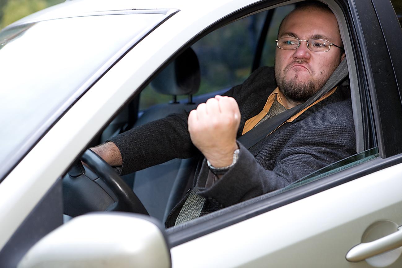 78 процентов водителей США признали, что им присуща агрессивная манера вождения 2