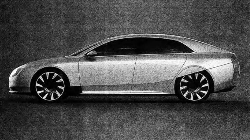 У конкурента Tesla Model S будет 900-сильный мотор 1