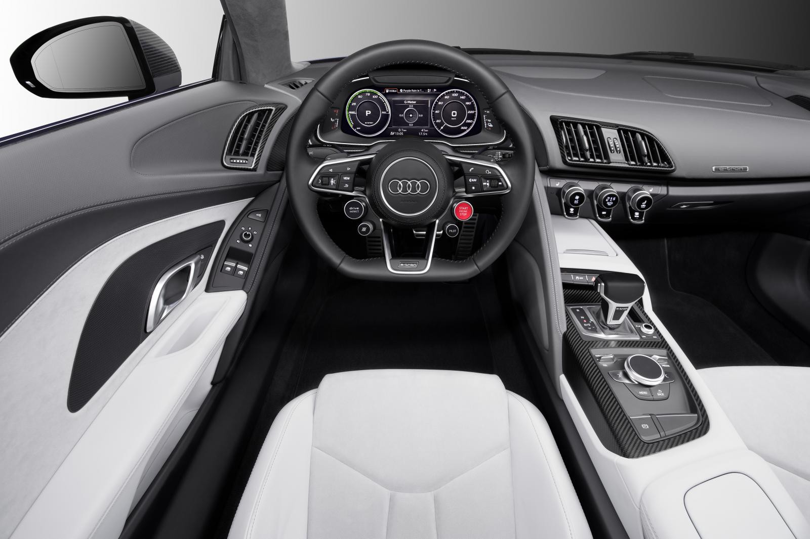 Почему Audi сняла с производства электромобиль 1