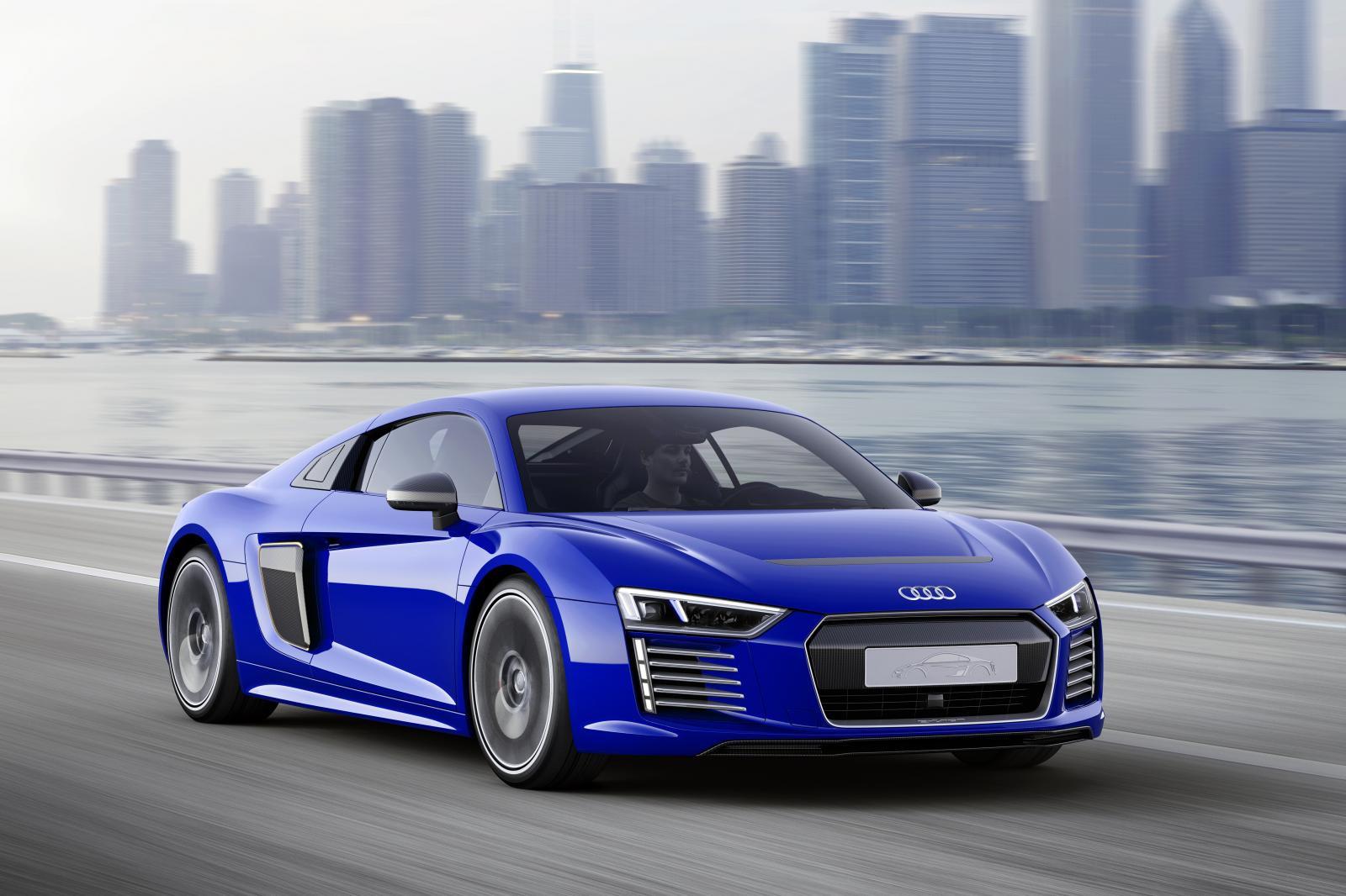 Почему Audi сняла с производства электромобиль 2