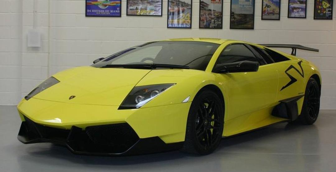 Самый мощный Lamborghini выставили на аукцион 1
